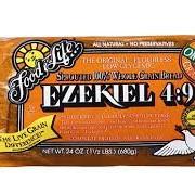 Pan sin harina Ezequiel (SOLO ENVÍOS A D.F)