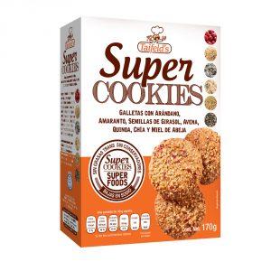 cookie quinoa