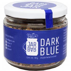 infusion dark blue