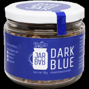 infusion dark blue