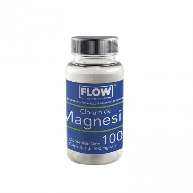 Cloruro de Magnesio Cápsulas