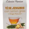 Té de Jengibre con Lemongrass