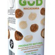 Bebida de Macadamia