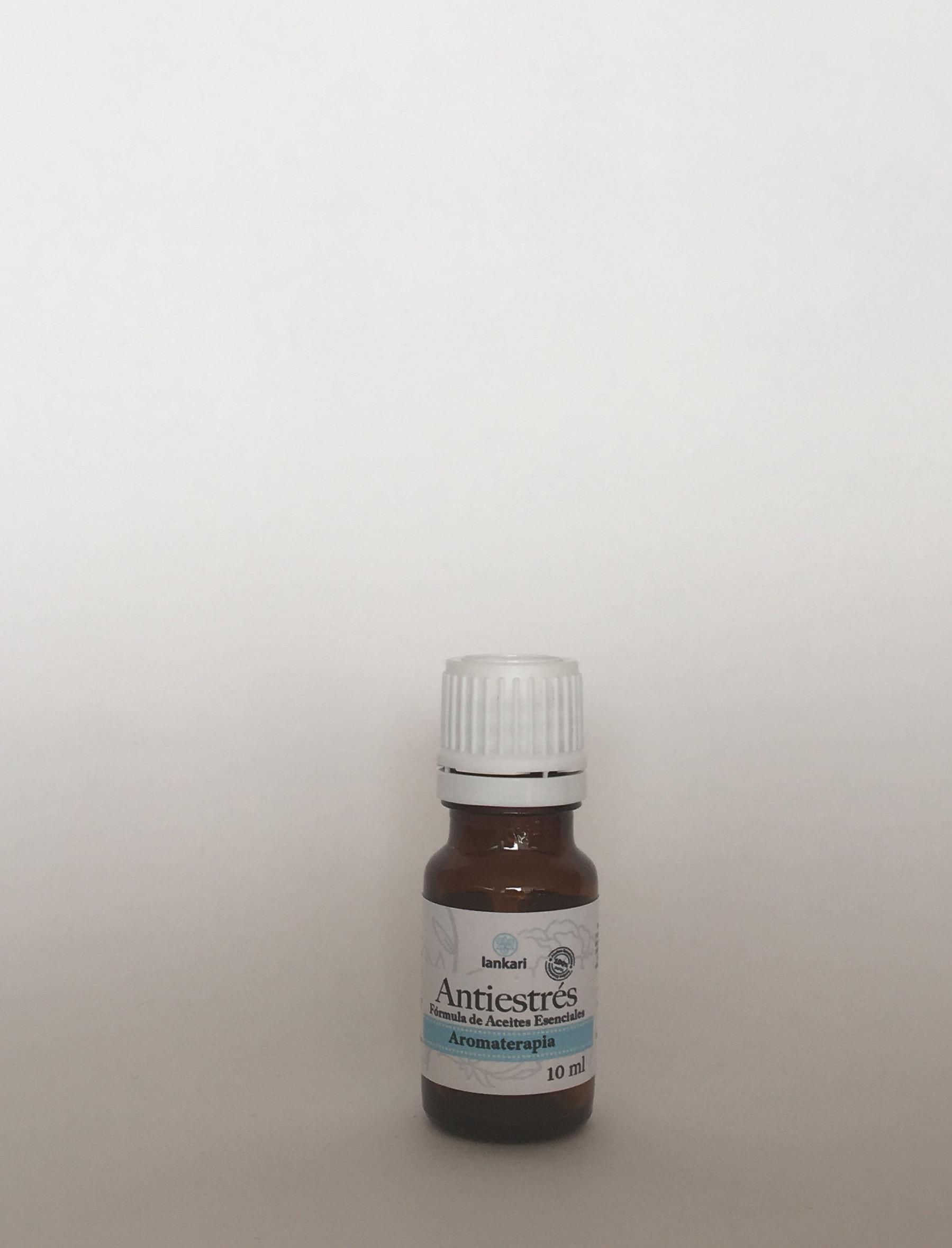 Aromaterapia Antiestrés Aceite Esencial