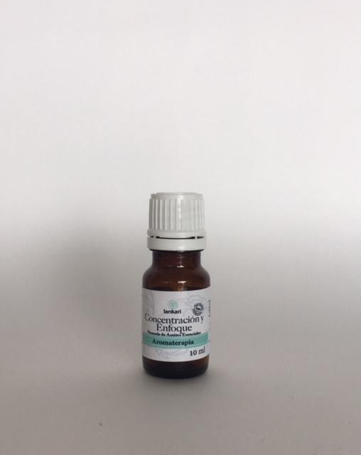 Aromaterapia Concentración Aceite