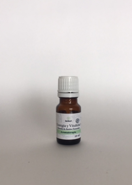 Aromaterapia Energía Aceite Esencial