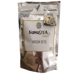 Namastea Infusión Detox +Maca