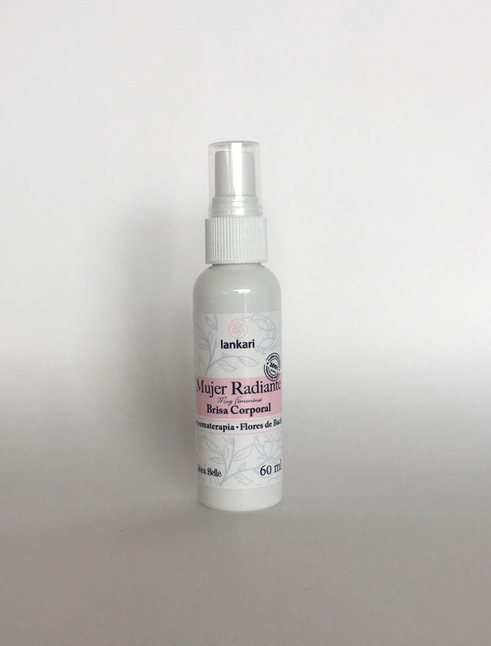 Aromaterapia Brisa Mujer Radiante Spray con Flores de Bach