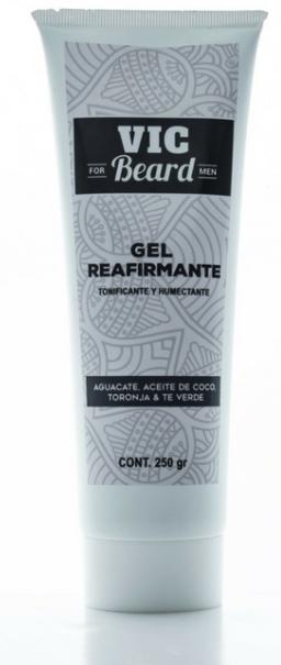 Productos para Caballero – Gel Reafirmante, Tonificante y Humectante