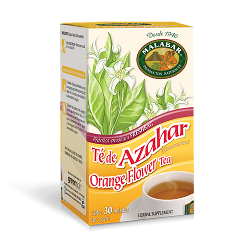 Infusión Herbal de Azhar