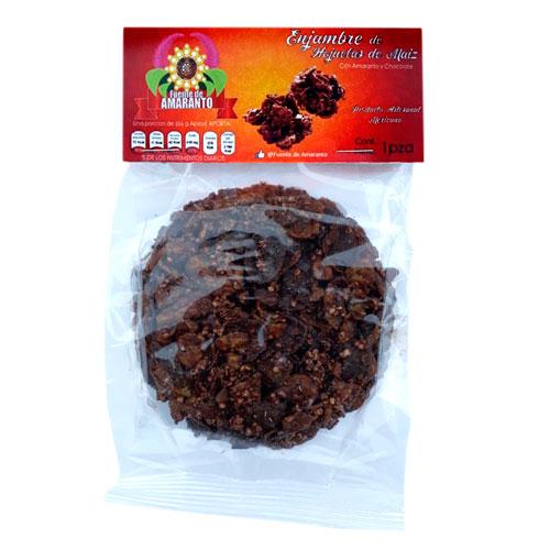 Enjambre de Chocolate Endulzado con Stevia