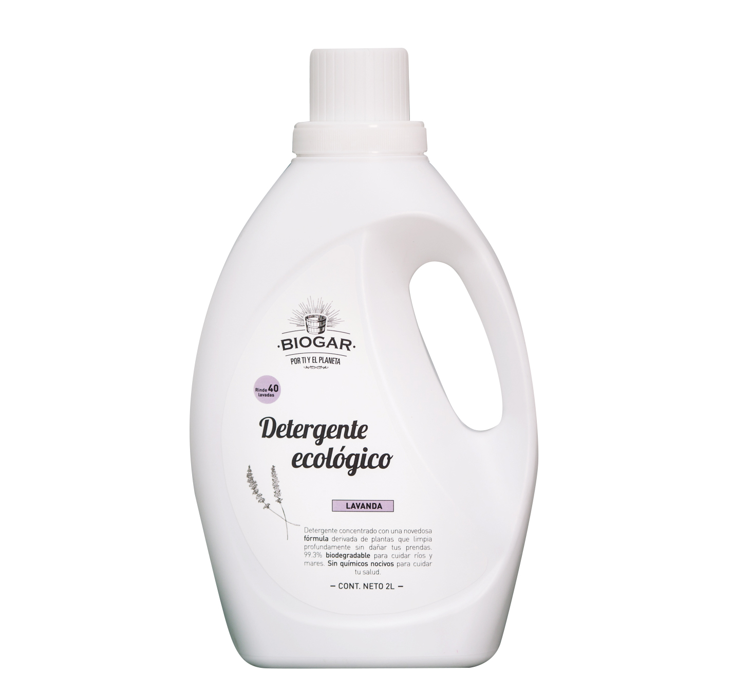 Detergente Para Ropa Ecológico