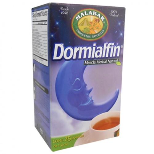 Infusión Dormialfin