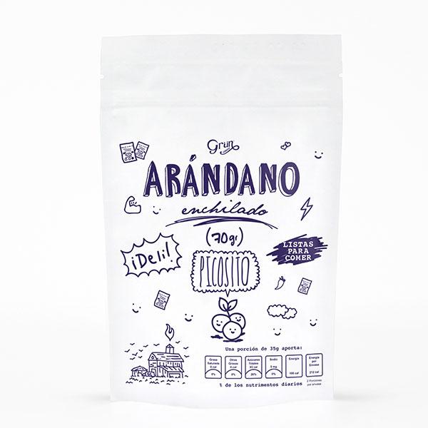 Arándano Enchilado