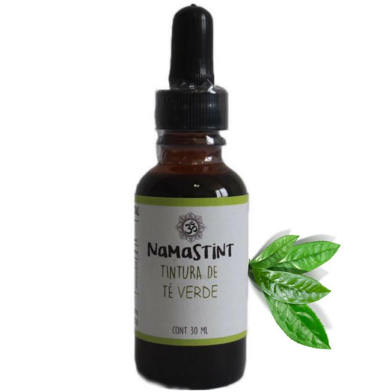 Namastea Tintura de Té Verde