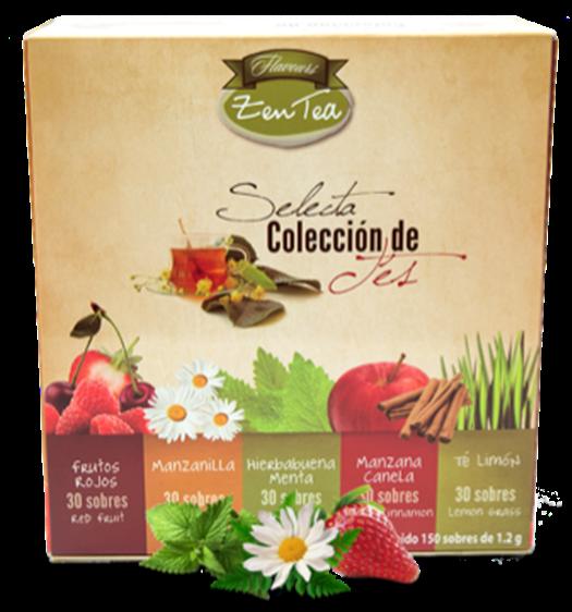 Caja de Colección de Té Básico