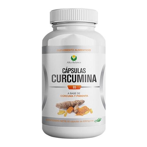 Cápsulas de Curcumina Alka Balance
