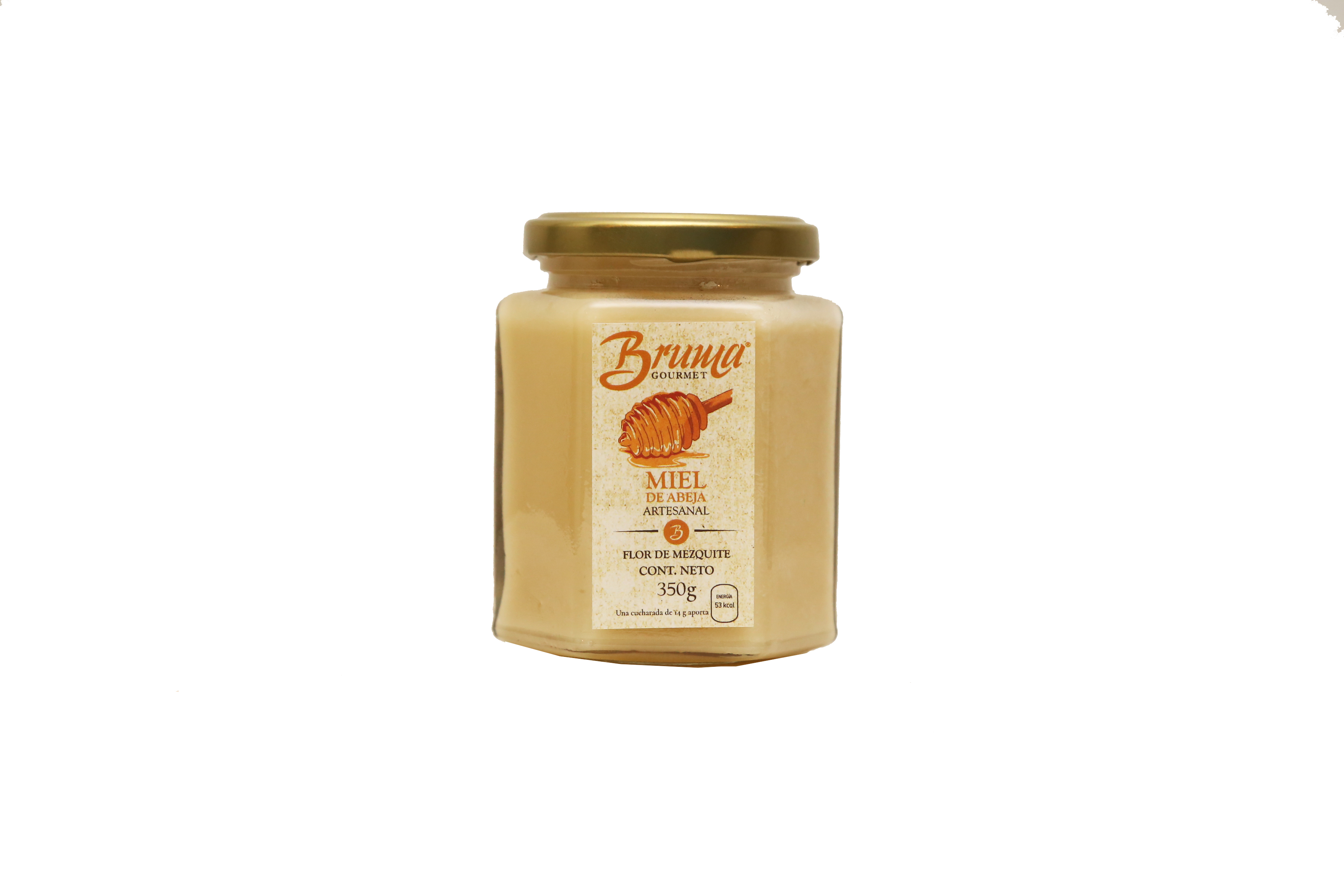 Miel Artesanal Flor de Mesquite de Bruma Gourmet