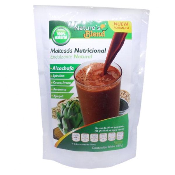 Malteada Nutricional Nature´s  Blend®
