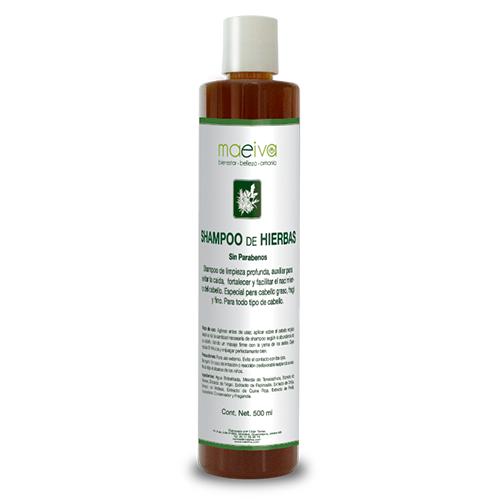 Shampoo de Hierbas Maeiva