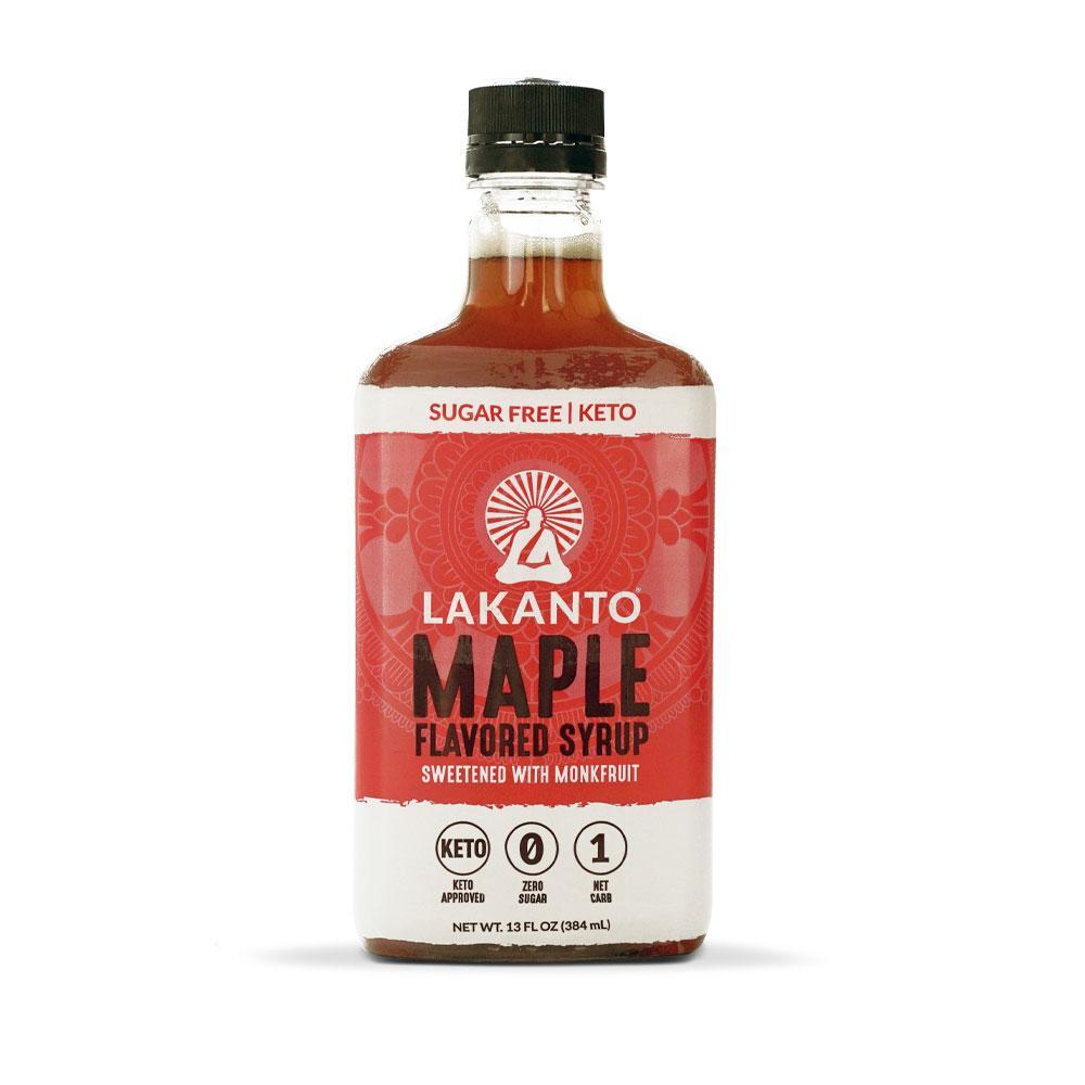 Jarabe Natural Monk Fruit Lakanto (Maple Flavored Syrup)