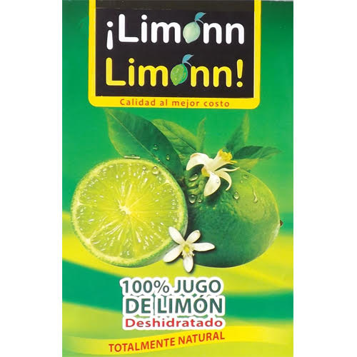 Limón Deshidratado en Polvo