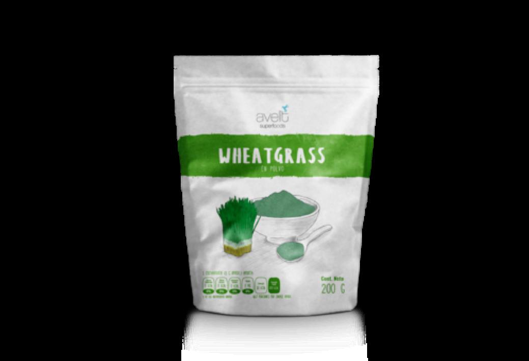 Wheatgrass en Polvo4