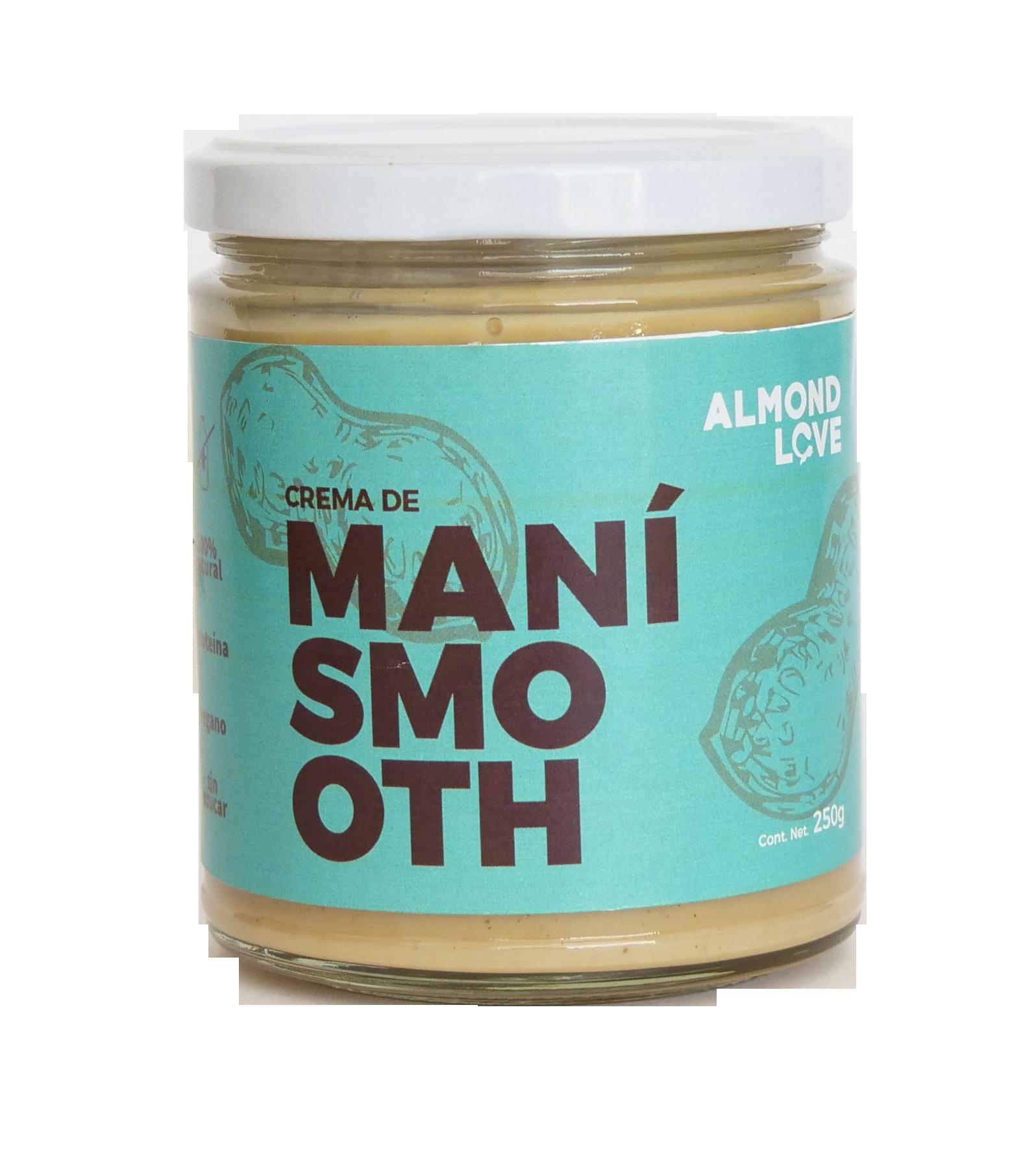 Untable Mani Smooth y Crunchy