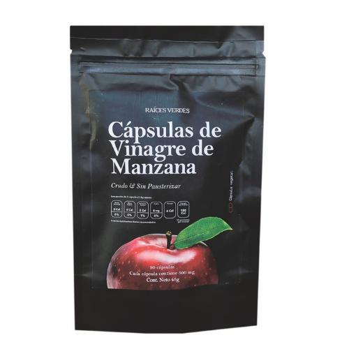 Cápsulas de Vinagre de Manzana